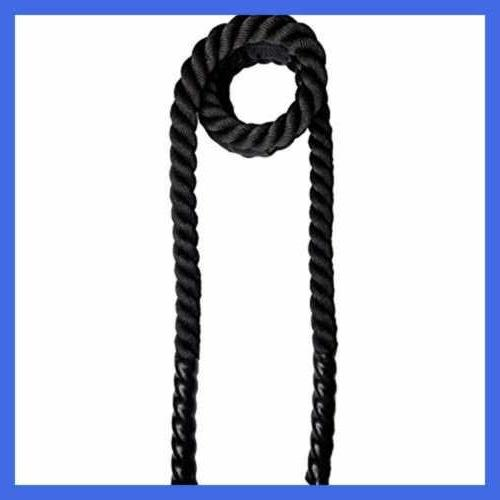 YZLSPORTS Heavy Rope Workout Ropes T