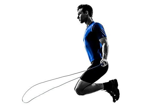 Jump Rope Rope for and Because The Best Jumping Ropes Fitness/Exercise :: Includes Free and