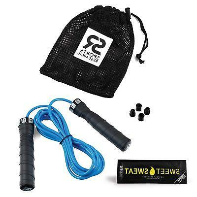 Sports Research Jump Rope
