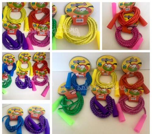 12PCS New Jump Rope For Kids Children Toys Party Fun Game Ne