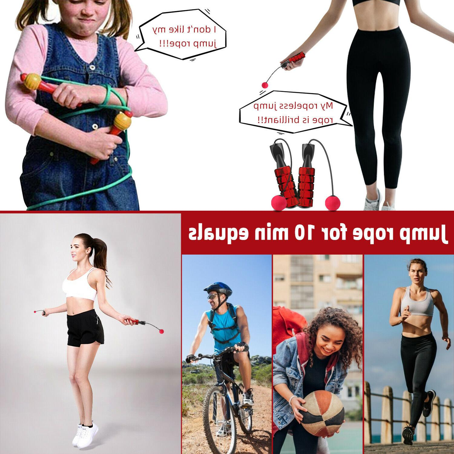 Exercise Ropeless Workout Gym