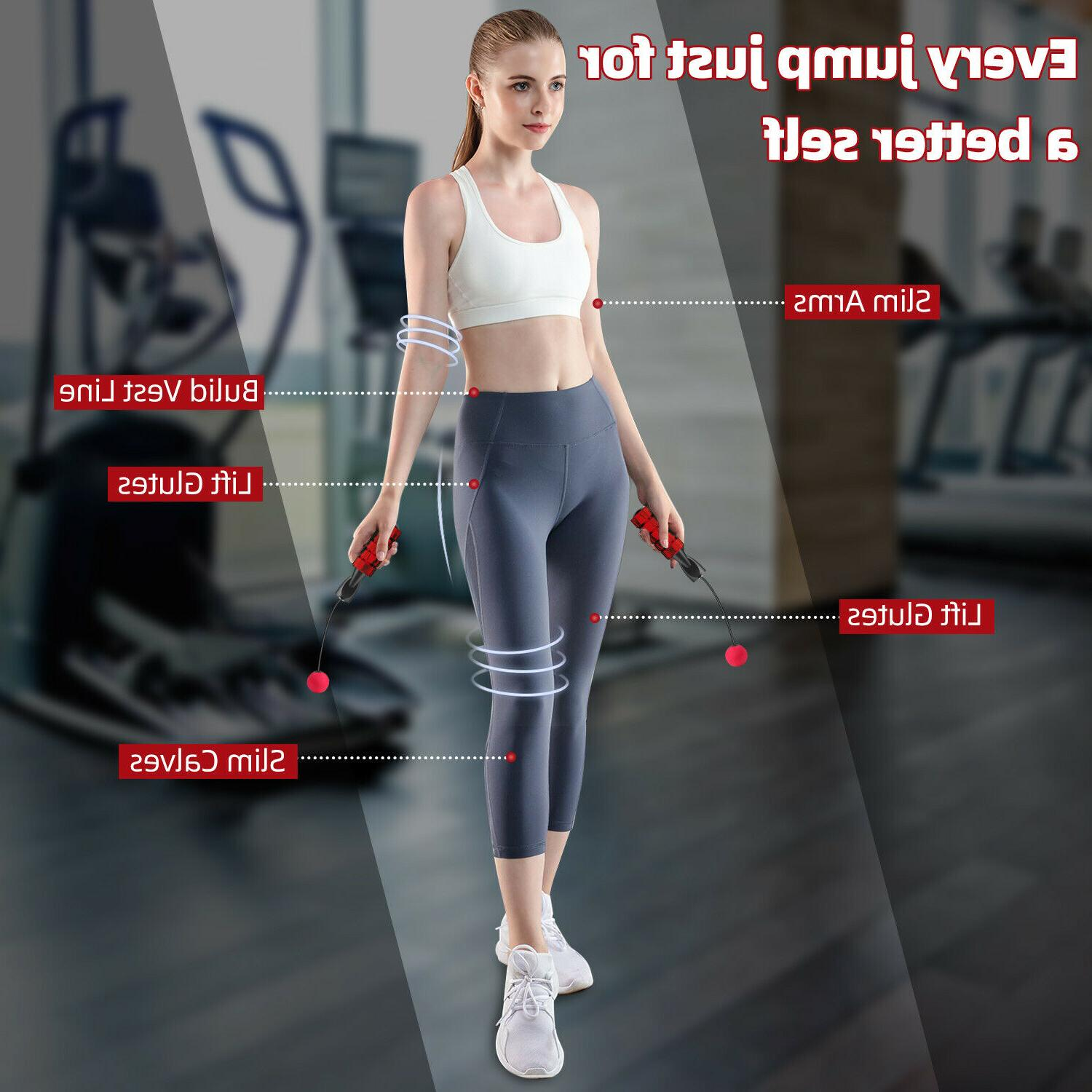 Exercise Rope Ropeless
