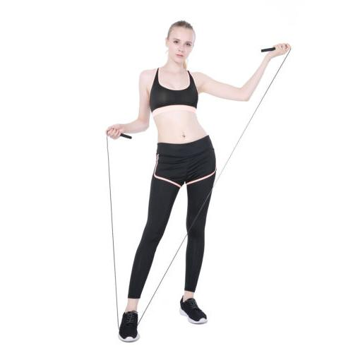 Jump Rope Exercise Boxing Bearing