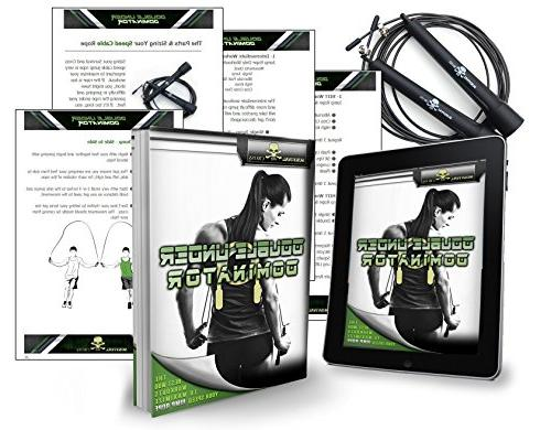Survival Cross Rope - - Best Boxing MMA Fitness Training - Speed - Adjustable By FMS Authorized Seller