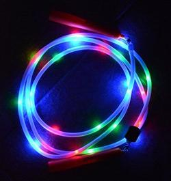 light show jump rope