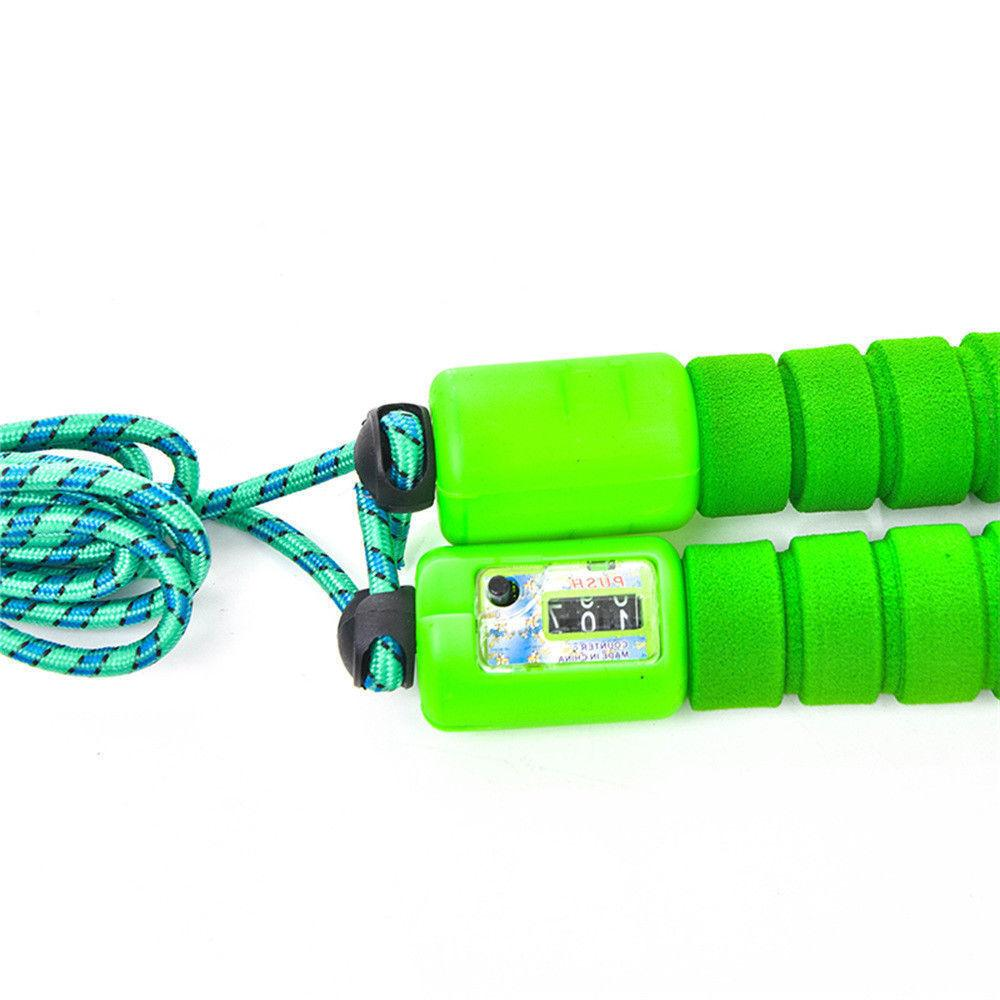 Professional Skipping Rope Digital Sport Exercise