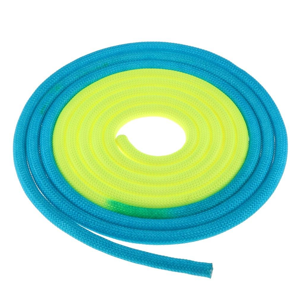 Rainbow Colour Rope Training Rope Sports Equipments