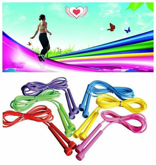 Skipping Jump Rope Exercise Gym Fitness Equipment Children A
