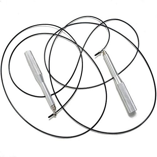 Titan Speed Jump Rope 10' Adjustable Cable Solid