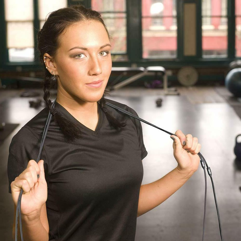 Sports Jump for Women Adjustable Skipping