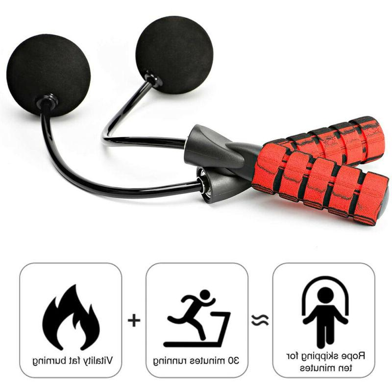 Adjustable Cordless Weighted Exercise