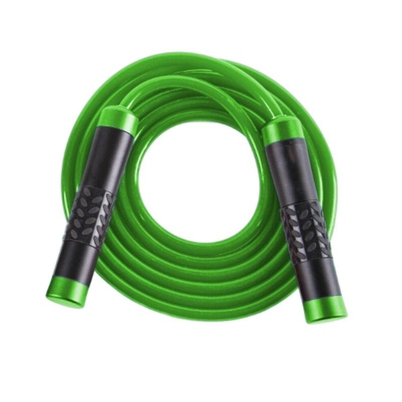 Weighted Skipping Ropes for Sports MMA