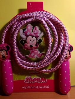 What Kids Want Minnie Mouse Bow - Tique Shaped Handle Jump R