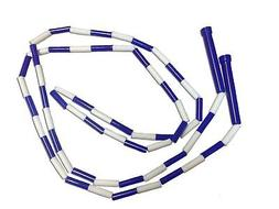 CSI Cannon Sports Olympic Style Jump Rope, Blue/White
