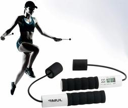 One Pair of Pro Fit Cardio Jump Ropeless Jump Rope System Ha