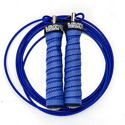 Jump Rope Workout System for Double Unders, 2 Cable Weights