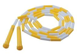 8' Plastic Segmented Jump Ropes - Set Of 15