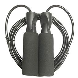 YZLSPORTS Professional Adjustable Steel Wire Jump Rope with