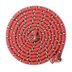 Red Confetti 16' Jump Rope