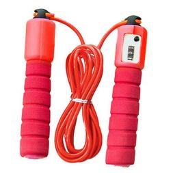 Skipping Rope With Counter Jump Exercise Boxing Gym Fitness