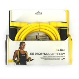 SKLZ Weighted Jump Rope Set Strength And Conditioning Traine