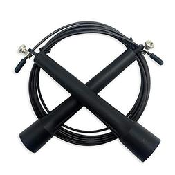 WOD Wear Speed Cable Jump Rope, Ultra Fast Fully Adjustable