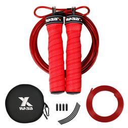 speed jump rope anti skid handle 2