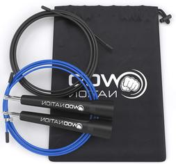 Speed Jump Rope Blazing Fast Workout Boxing Exercise MMA Tra