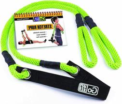 GoFit Muscle Flexibility Stretch Rope - 7.5 Feet