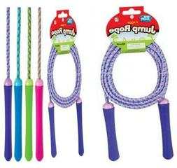 Toysmith 09413 7/' Jump Rope Assorted Colors