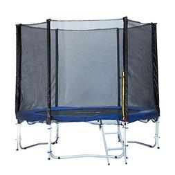 Exacme TUV Approved Trampoline with Safety Pad & Enclosure N