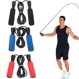 US Workout Jump Rope Bearing Speed Fitness Exercise Boxing A